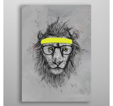 Lion Hipster