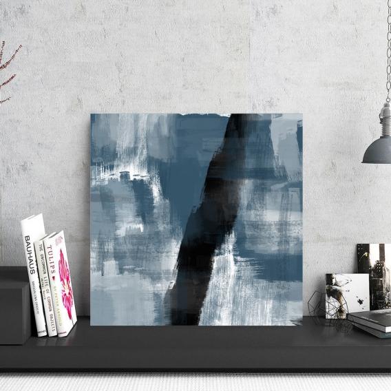 Tableau Photo Peinture Abstraite