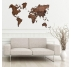 Planisphere Wood wall Decoration