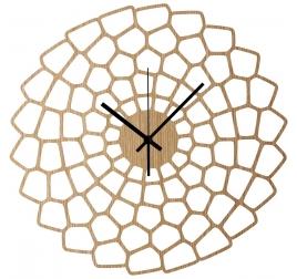 Horloge Murale Bois Diagram