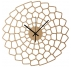 Diagram Wood Wall Clock