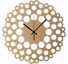 Horloge Murale Bois Scala