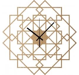 wall clock 3 artwall and co. Black Bedroom Furniture Sets. Home Design Ideas