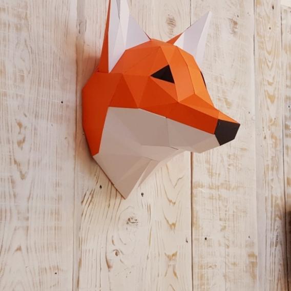Fox Paper Trophy