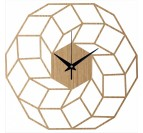 Dreamcatcher Wood Wall Clock
