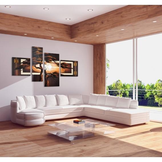 Tree of Life Peinture Moderne