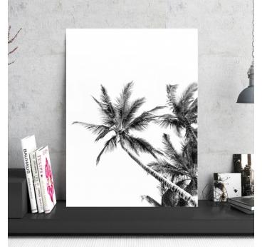 Design Palm Aluminium Art