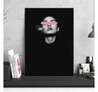 Tableau Photo Aluminium Censure
