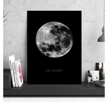 Dark Moon Aluminium Frame