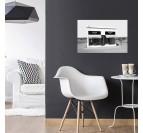 Aluminum design Frame Prada