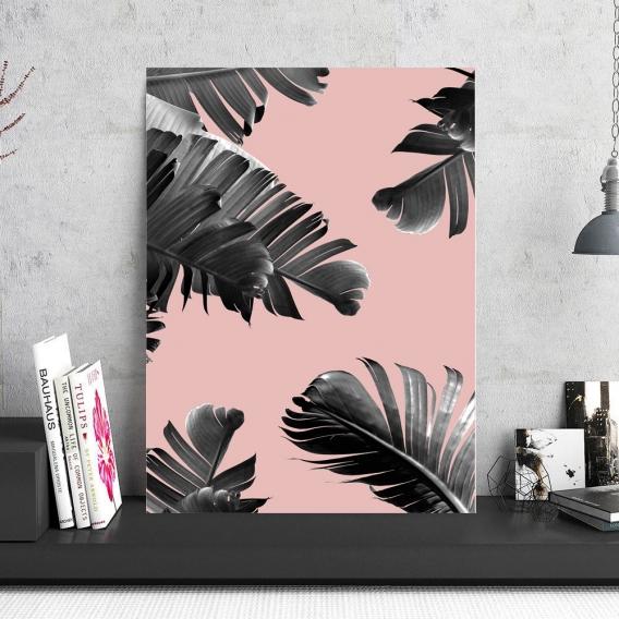 Pink Banana Aluminum Frame