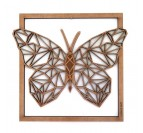 Butterfly Wood Decoration