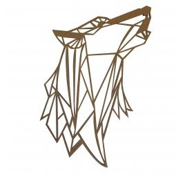 Déco Bois Design Loup