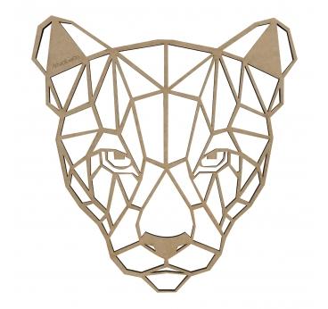 Déco bois Puma