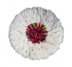 Juju Hat Blanc Multicolore