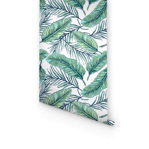 Papier Peint Jungle tropicale