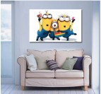 Minions Decorative Art Print