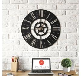 Horloge Métal Europe