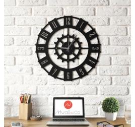Horloge design metal