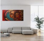 Bouddha Zen Canvas Prints