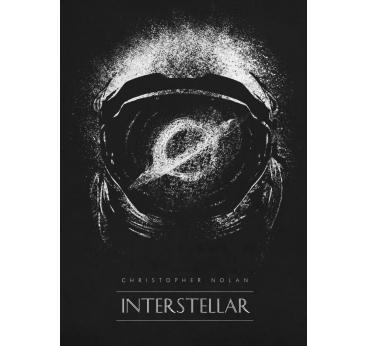 Poster Métal Insterstellar