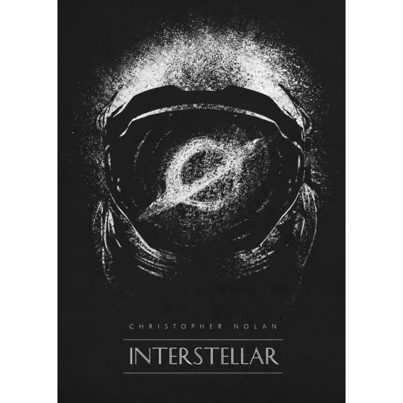 Insterstellar Metal Poster
