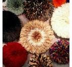 Juju Hat Bicolore Fushia