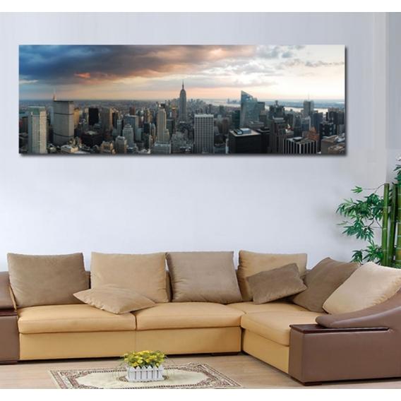 New York modern art print