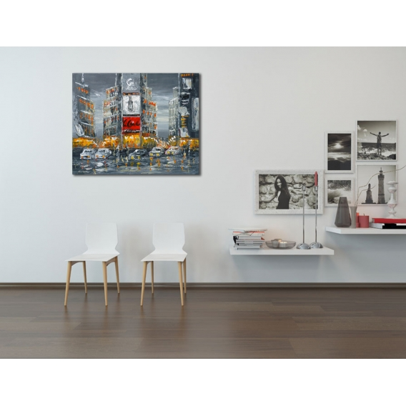 Times Square Decorative Painting