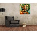 Peinture Hendrix