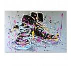 Peinture Sneakers
