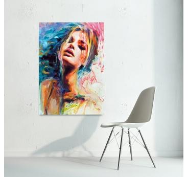 Design Oil Painting Sensual