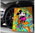 Tableau Moderne Cash Mickey