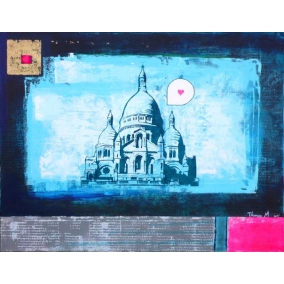 Montmartre : je rougis quand tu palpites
