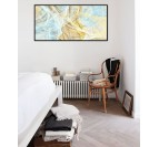 Antares Abstract Canvas