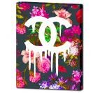 Chanel fleur