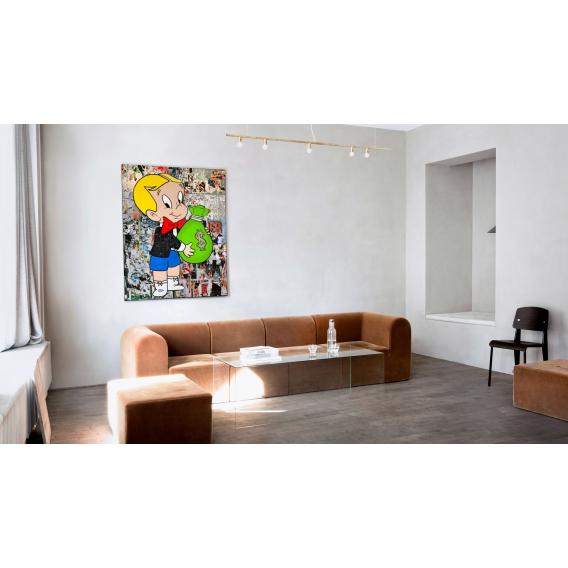 Rich Modern Canvas