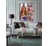 Kate Moss Supreme Canvas