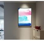 Toile Minimaliste Multicolore