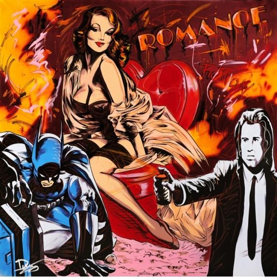 Romance Canvas