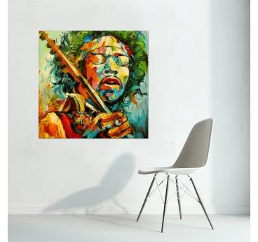Peinture Contemporaine Hendrix