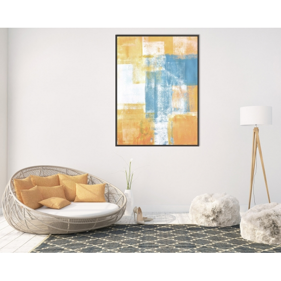 Minimalist 1 Art canvas