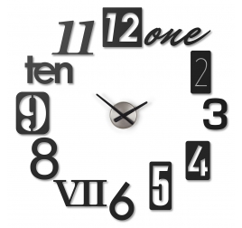 Horloge Murale Original Lingua