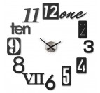 Original Lingua Wall Clock