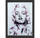 Modern Marilyn Canvas