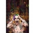 Tableau Moderne Crazy Joker