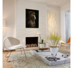 Art Photo Canvas The thoughtful Orang-Outang