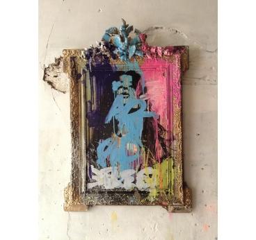 Miroir peinture for Miroir french to english