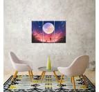 Tableau Imprimée Pleine Lune