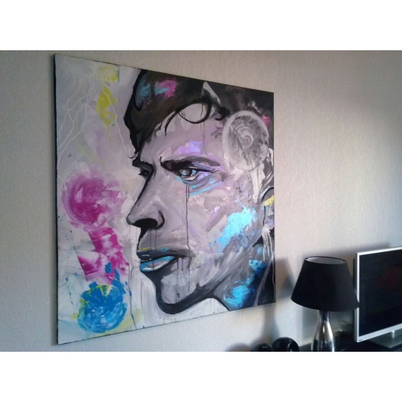 J.Brel Canvas